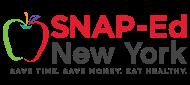 Logo for SNAP-Ed New York
